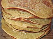 Pancake banane vanille