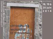 Colloque Littératures migrantes traduction juin (Aix-en-Provence)