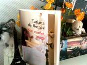 """Son carnet rouge"" Tatiana Rosnay"