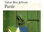 Objectif juin... Partir, Tahar Jelloun