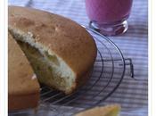 Smoothie glacé abricot framboise gâteau rond pour tour cuisine