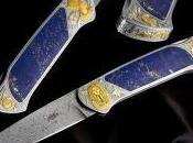 Couteaux contemporains