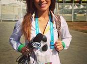 Roberta Setimi: belle journaliste lache plus Diables Rouges (PHOTOS)