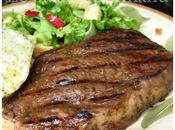 Steak mariné l'italienne