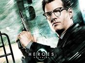 Heroes Reborn Jack Coleman sera retour