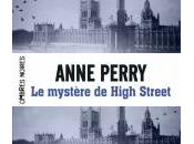 Mystère High Street d'Anne Perry