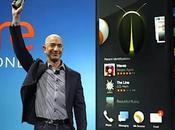 Amazon présente Fire Phone moins dollars