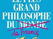 plus grand philosophe France, Joann Sfar