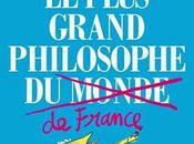 plus grand philosophe France, Joann Sfar