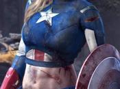Avengers héros Marvel étaient femmes