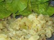 Omelette croquante