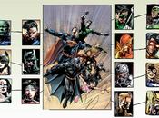 Critique comics Justice League tome