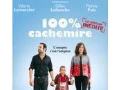 100% cachemire Blu-ray comédie douce-amère l'adoption