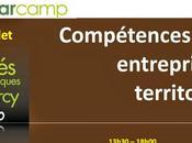 """votre agenda Barcamp """"Compétences 3.0, entreprises, territoires"""" juillet prochain, Strasbourg"""