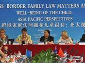 Convention Enlèvement d'enfants 1980 dans région Asie Pacifique: conférence questions familiales transfrontières 2014