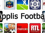 meilleures applications Football pour Android