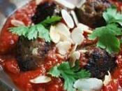 Lamb Kofta curry {Boulettes d'agneau épicées}