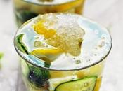 Caïpirinha basilic citron gool goooool Brazilll grâce Edda tenais aussi cocktail l'été