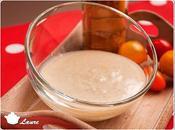 Sauce yaourt épices