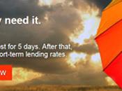 Rainy social dans crédit