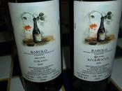 Deux vins italiens Claudio Alario Barolo: Sorano Riva Rocca millésime 2008