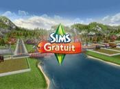 Sims Gratuit fête foraine, votre iPone