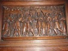 église parisienne méconnue Sainte-Elisabeth Hongrie