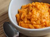 Purée carottes cumin