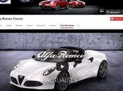 #AlfaRomeo France lance chaîne YouTube
