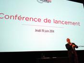 Conférence presse Festival Lumière 2014: étais