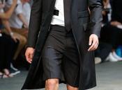 Black White défilé Givenchy pour homme l'été 2015...