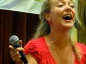 Zingelong avec Nele Bauwens, Hautekiet Peleman Feest Vlaamse Gemeenschap Maison Communale d'Uccle, juin 2014