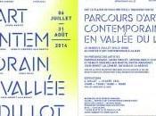 Parcours d'art contemporain vallée 2014 Maison arts Georges Pompidou