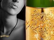 Goldfinger, champagne ultra marketé