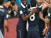 France doit monter dans quart
