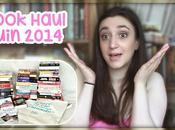 Book Haul Juin 2014 grande débâcle prévision vacances