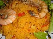 Paella Caraibes