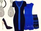 [Inspiration] Noir bleu ColorBlock
