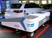 L'aéroport Düsseldorf lance robots garent votre voiture