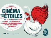 mardi vendredi juillet 2014 devant l'Abbaye d'Ainay (Lyon) Cinéma sous étoiles