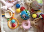 N'oubliez jouets d'éveil pour votre bébé