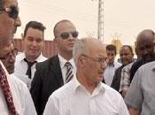 ministre l'énergie Adrar Mise service première ferme éolienne pays