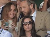 Stella McCartney moment détente Wimbledon
