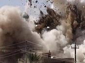 DELIRIUM TREMENS. Irak (photos): terroristes l'EI détruisent mosquées chiites églises