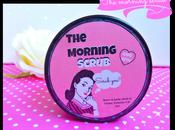 Diy:The morning scrub Soap&Glory like