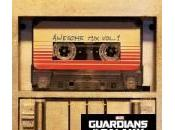 Gardiens Galaxie James Gunn dévoile playlist film
