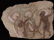 Salle vitrine côté seine thot perception palmier -doum sein croyances phyto-religieuses égyptiennes
