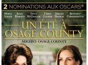 Osage County Blu-ray casting étoiles pour retrouvailles familiales explosives