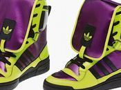 Jeremy Scott pour Adidas Originals, n'est toujours convaincu!