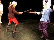 Chevalier Saint-Georges Avignon avec Duel d'Ombres Alain FOIX